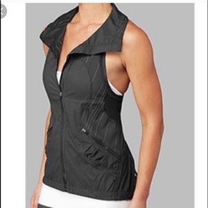 Lululemon Running Vest (with reflective detail)